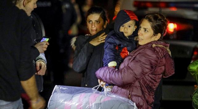 Sığınmacıların AB kapısında bekleyişi sürüyor