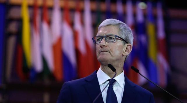 Apple CEOsu Tim Cook: Data verileri silaha dönüştürülebilir