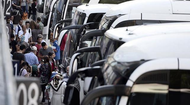 TOFED Genel Başkanı Özcan: Otobüslerde ikramlar sürüyor, yüzde 10 indirim geliyor