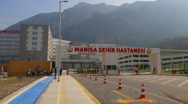 Türkiyenin 7. şehir hastanesi hizmete hazır