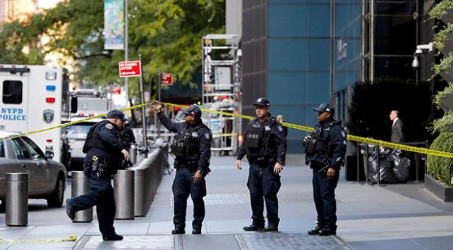 New Yorkta şüpheli paket alarmı sürüyor