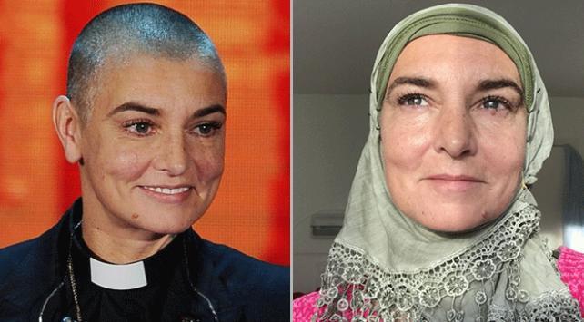 İrlandalı ünlü şarkıcı Sinead OConnor Müslüman oldu
