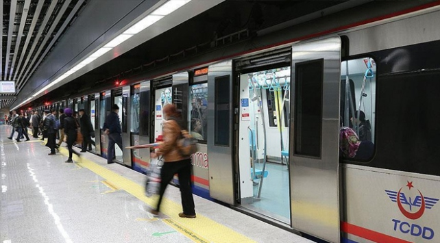 """""""Asrın Projesi"""" Marmarayda taşınan yolcu sayısı 295 milyonu aştı"""