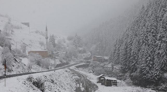 Ovit Dağı geçidi ulaşıma kapatıldı