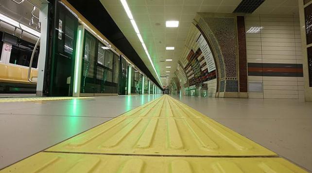 Yenikapı-Hacıosman Metro Hattının kapasitesi artırıldı