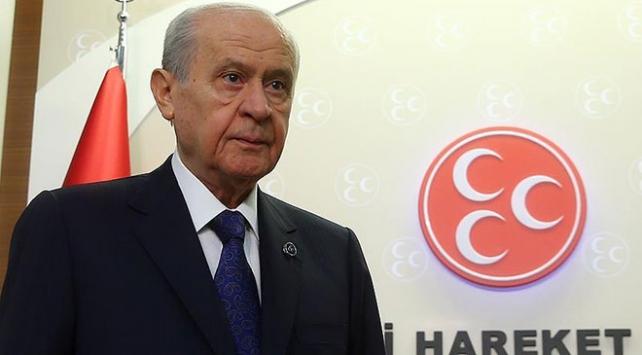 MHP Genel Başkanı Devlet Bahçeliden taziye mesajları