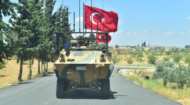 Türk Silahlı Kuvvetleri Münbiç'te 67. devriye görevinde