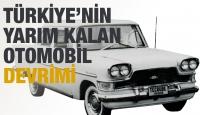 Türkiye'nin ilk otomobili Devrim, 57 yıl önce üretildi
