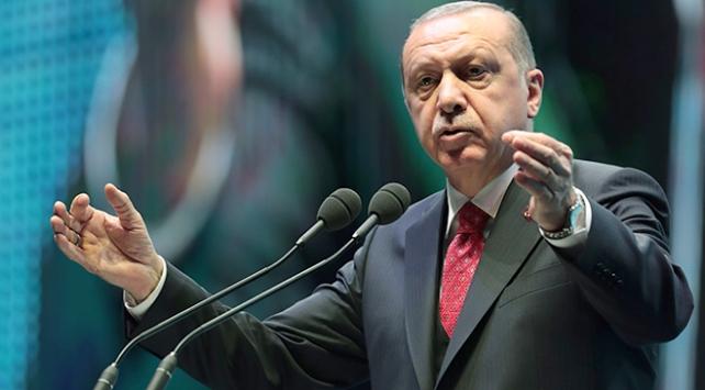 Cumhurbaşkanı Erdoğan yeni havalimanının adını açıkladı