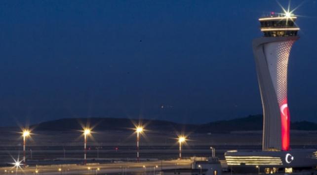 İstanbul Havalimanı için New York Timesa tam sayfa ilan