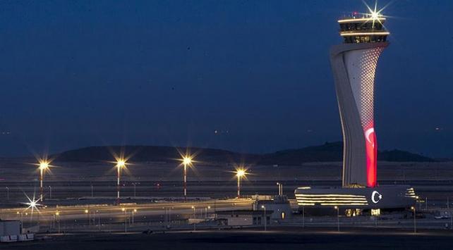 İstanbul Havalimanında sefer hazırlıkları devam ediyor