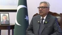 Pakistan Cumhurbaşkanı Alvi TRT Haber'e konuştu