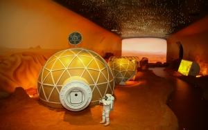 Uzay meraklısı çocuklar Marsı Türkiyede keşfedecek