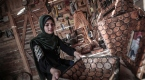 Gazzeli kardeşlerin ahşap tasarımları geçim yolu oldu