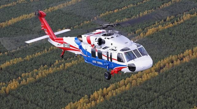 Jandarma Komutanlığına 2 genel maksat helikopteri