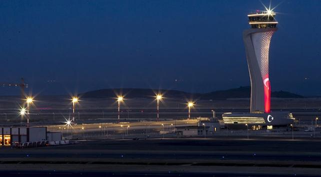 İstanbul Havalimanı büyüklükte 46 ilçeyi geride bıraktı