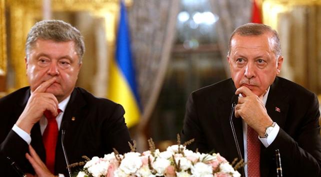 Ukrayna Devlet Başkanı Poroşenko: Serbest Ticaret Anlaşmasının imzalanması için gerekli talimatı verdik