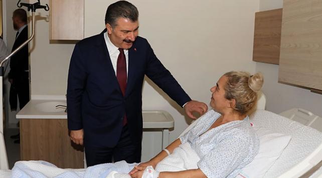 Sağlık Bakanı Fahrettin Koca: Şehir hastaneleri sağlıkta son nokta olacak
