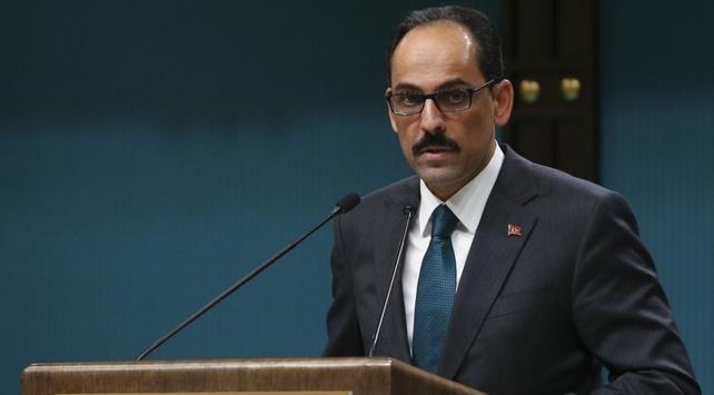 ABDnin PKK hamlesine Cumhurbaşkanlığından ilk tepki