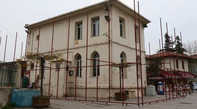 Tarihi Eyüpsultan Karakolu restore ediliyor