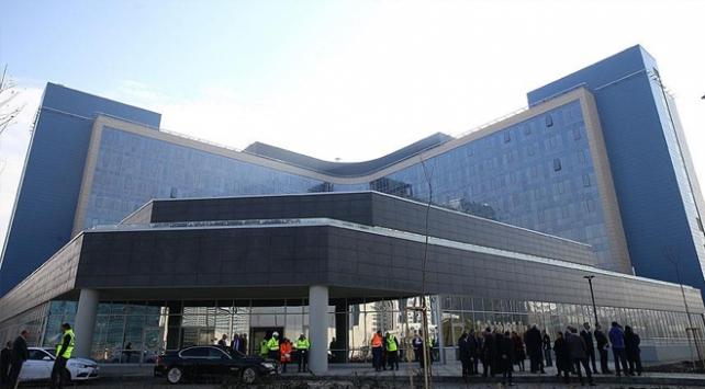 Bilkentteki şehir hastanesinin açılış tarihi belli oldu