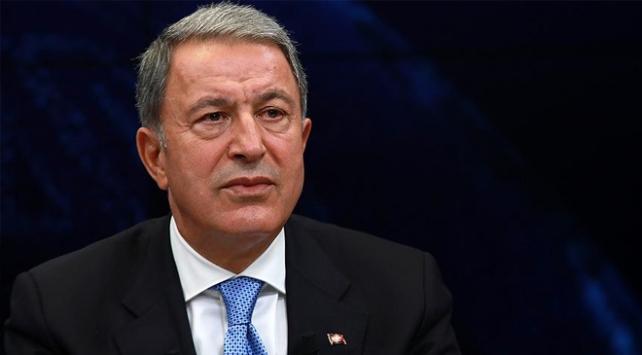 Milli Savunma Bakanı Akar: Olumlu ancak geç bir adım