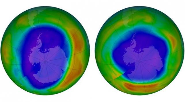 Birleşmiş Milletler: Ozon tabakası iyileşiyor