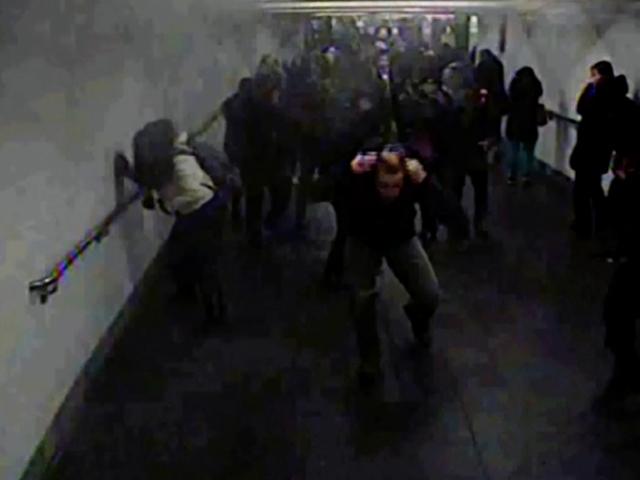 New Yorktaki patlamanın görüntüleri yayınlandı