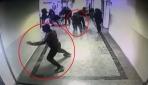 Öğretmene okulda silahlı saldırı kamerada