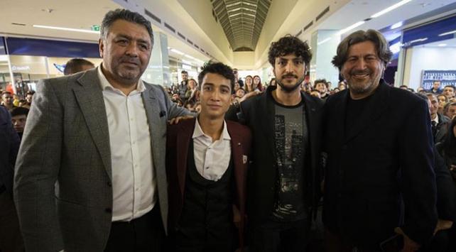 """""""Müslüm"""" filminin Ankara galası yapıldı"""