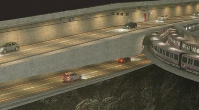Büyük İstanbul Tünelinde proje çalışmaları son aşamada