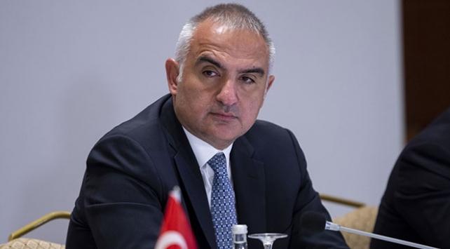 Bakan Ersoy: Diasporamız göz ardı edilemez bir toplama ulaşacak