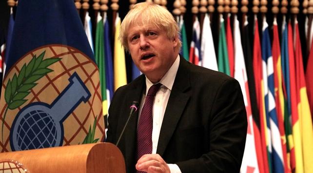 İngilterenin eski Dışişleri Bakanı Johnsondan Kaşıkçı açıklaması