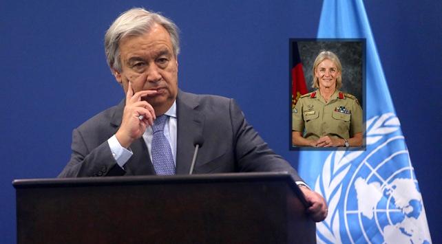 BMden Kıbrıs Barış Gücü komutanlığına yeni atama