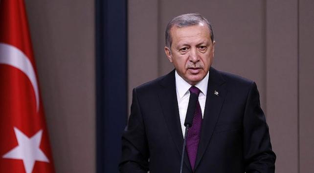 Cumhurbaşkanı Erdoğandan 10 Kasım mesajı