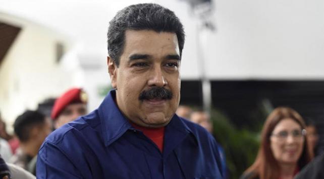Venezuela Devlet Başkanı Maduro: Türkiyeyi seviyorum