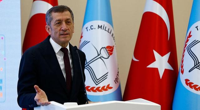 Bakan Selçuk: Türkiye 2023 Eğitim Vizyonu ile yeni bir atılıma başlayacak