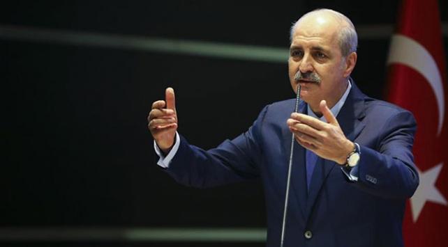AK Parti Genel Başkanvekili Kurtulmuş: Miadı dolan PKKyı da tasfiye sürecine gidiyorlar