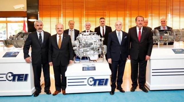 ANKA ve T625e güç verecek motorlar test edildi