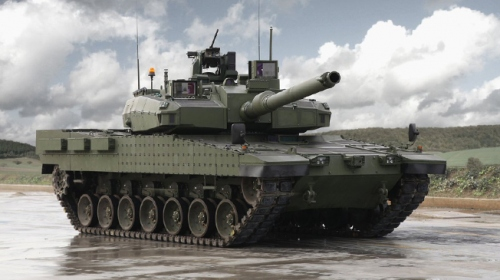 Altay tankında seri üretime geçiliyor