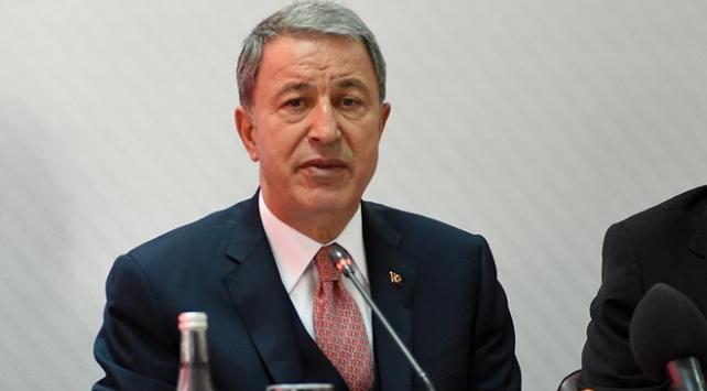 Milli savunma Bakanı Akardan Uçuş Bilgi Bölgesi açıklaması