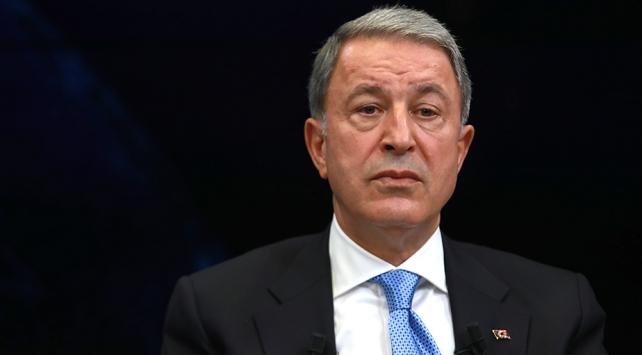 Milli Savunma Bakanı Akar: Terör koridoruna asla müsaade etmeyeceğiz