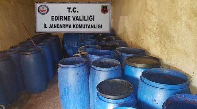 Sahte içki imal eden kişiye 1 milyon 173 bin lira ceza