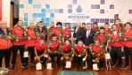 İstanbul Büyükşehir Belediyesinden Ampute Futbol Milli Takımına ödül