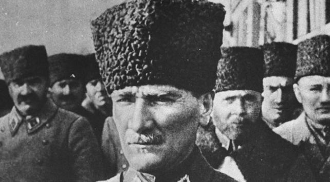 10 fotoğrafı ve 10 tarihi sözüyle Mustafa Kemal Atatürk