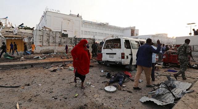 Türkiye Somalideki terör saldırısını kınadı