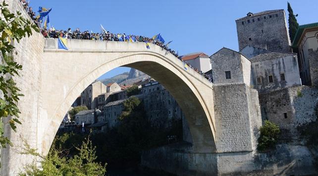 """Mostar şehrinin """"en kara günü"""""""