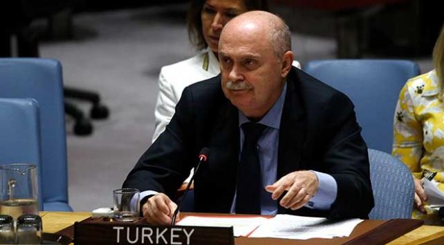 Türkiye'den BMGK'da reform çağrısı