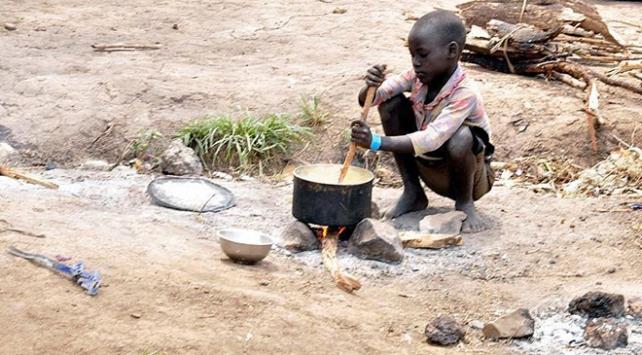 Malavi'de en az 35 bin kişi gıda krizi yaşayabilir