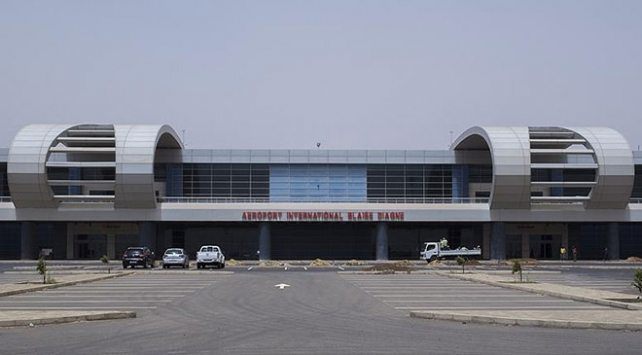 Türk firmaların Senegal'de inşa ettiği havalimanına yoğun ilgi